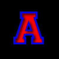 Alba-Golden High School logo