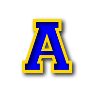 Alfred Almond Senior High School logo