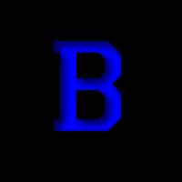 Baptist Regional School logo