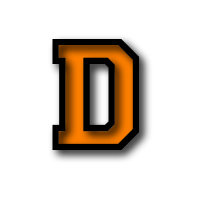 Delano High School logo