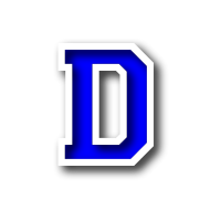 Delta C-7 High School logo