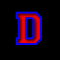 Downsville High School logo