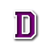 Dryden Senior High School logo