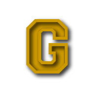 Golden City High School logo