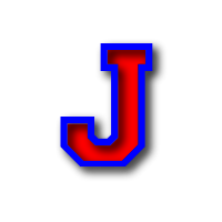 Johnson Bayou High School logo