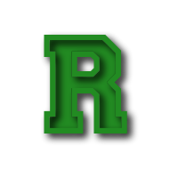 Rogue River High School logo