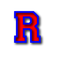 Russell High School logo