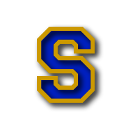 St. Monica Academy logo
