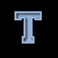 Tripp-Delmont-Armour High School logo