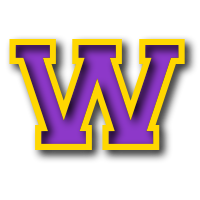 Wild Rose High School logo