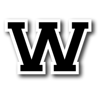 west Collierville Middle School logo